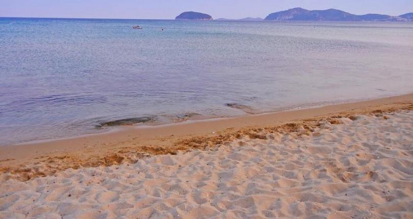 На море в Гърция-Палио